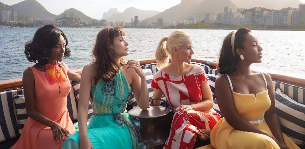 A segunda temporada de 'Coisa Mais Linda' chega à Netflix de 19 a 20 de junho de 2020.