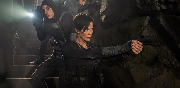'Old Guard': Charlize Theron é o Guerreiro Imortal no trailer do filme - 21.05.2020.