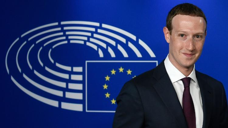Zuckerberg fez, relativamente, uma das menores doações, especialmente pelo tamanho de sua fortuna - John Thys / AFP