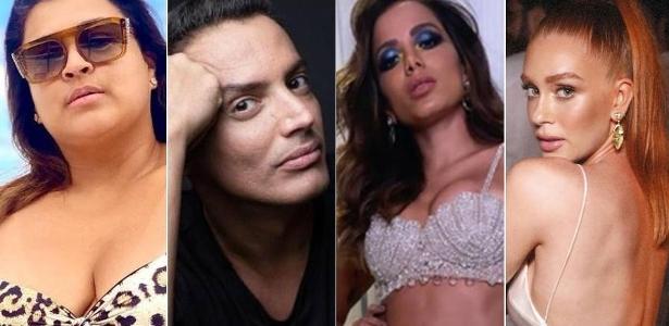 Leo Dias x Anitta: quem pode estrelar a série mais esperada do momento - 26.05.2020