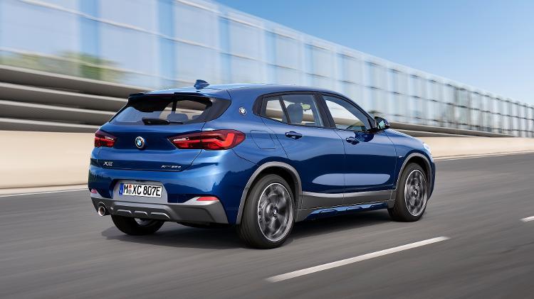 O X2 xDrive25e segue a tendência de eletrificação da BMW - Discovery
