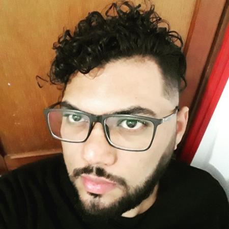 Desenvolvedor Rafael Braga, co-criador do jogo que publica o projeto de doação - Arquivo Pessoal