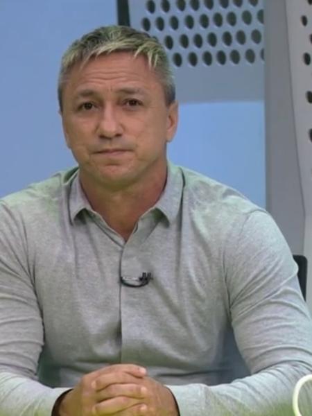 Paulo Nunes estará no futebol da Globo no domingo - Playback / Globo