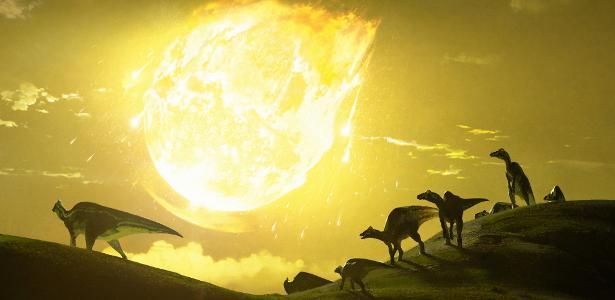 O asteróide dinossauro atingiu a Terra do ângulo mais mortal possível - 28.05.2020