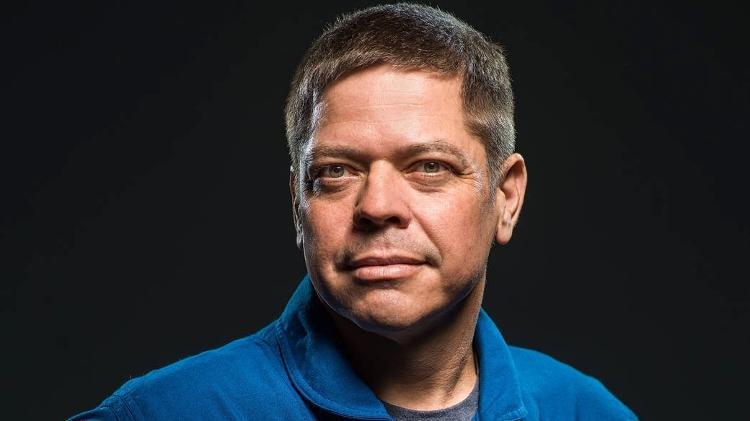 Robert Behnken entrou no espaço pela primeira vez em 2008 - Press release / NASA