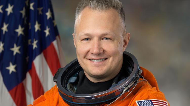 Douglas Hurley entrou no espaço pela primeira vez em 2009 - Divulgação da NASA