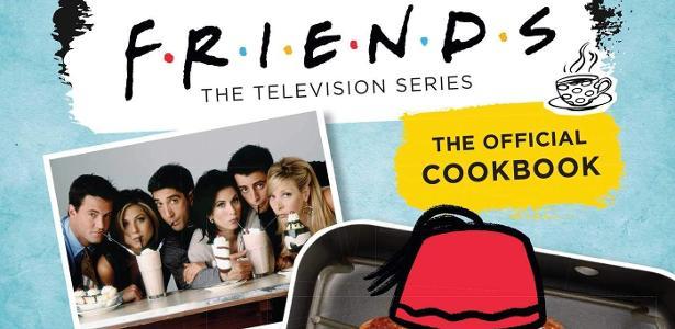 """""""Amigos"""" vence o livro de receitas oficial; lançamento será em setembro - 21.5.2020"""
