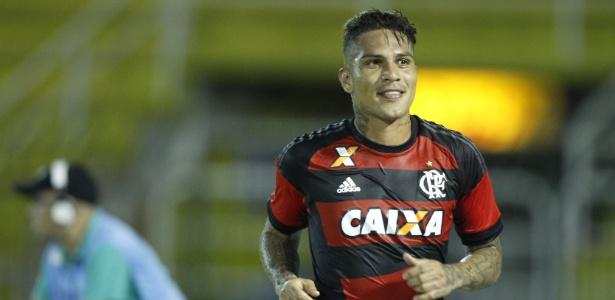 Guerrero confirma boa fase e iguala os gols de 2015 em quatro jogos no Flau - 11.11.2016