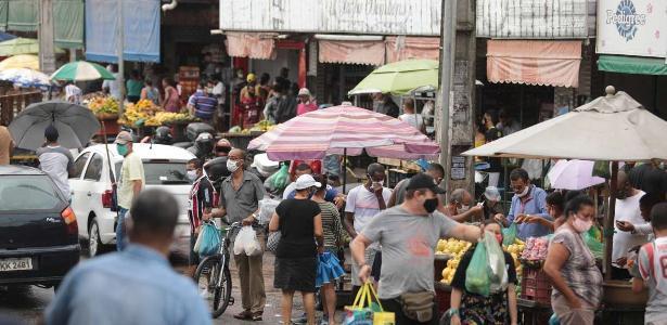 O Brasil tem o maior número de pessoas que não estão longe de casa: 60,8% ignoram o isolamento - 30.05.2020
