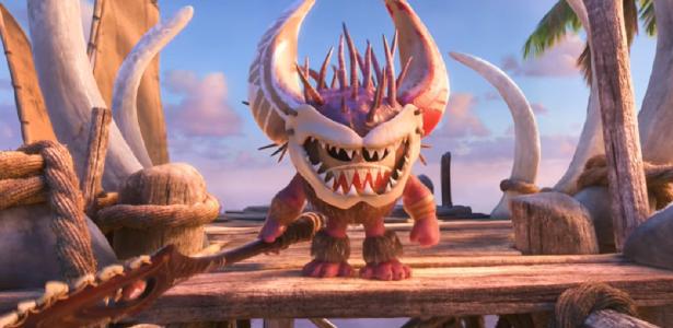 O compositor Moana revela como os vilões de Kakamore foram inspirados por Mad Max - 20.5.2020
