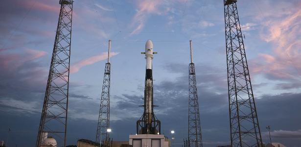 Siga o lançamento histórico da SpaceX com os astronautas da NASA - 27.05.2020