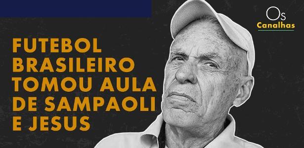 Silvio Luiz cita Jorge Jesus e exige mais humildade do que o futebol brasileiro - 29/5/2020