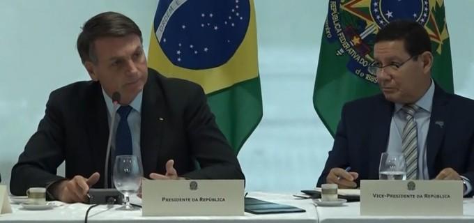 Silvio Santos mostra a reunião de Jair Bolsonara no SBT, sem se transformar em arrogância · TV News
