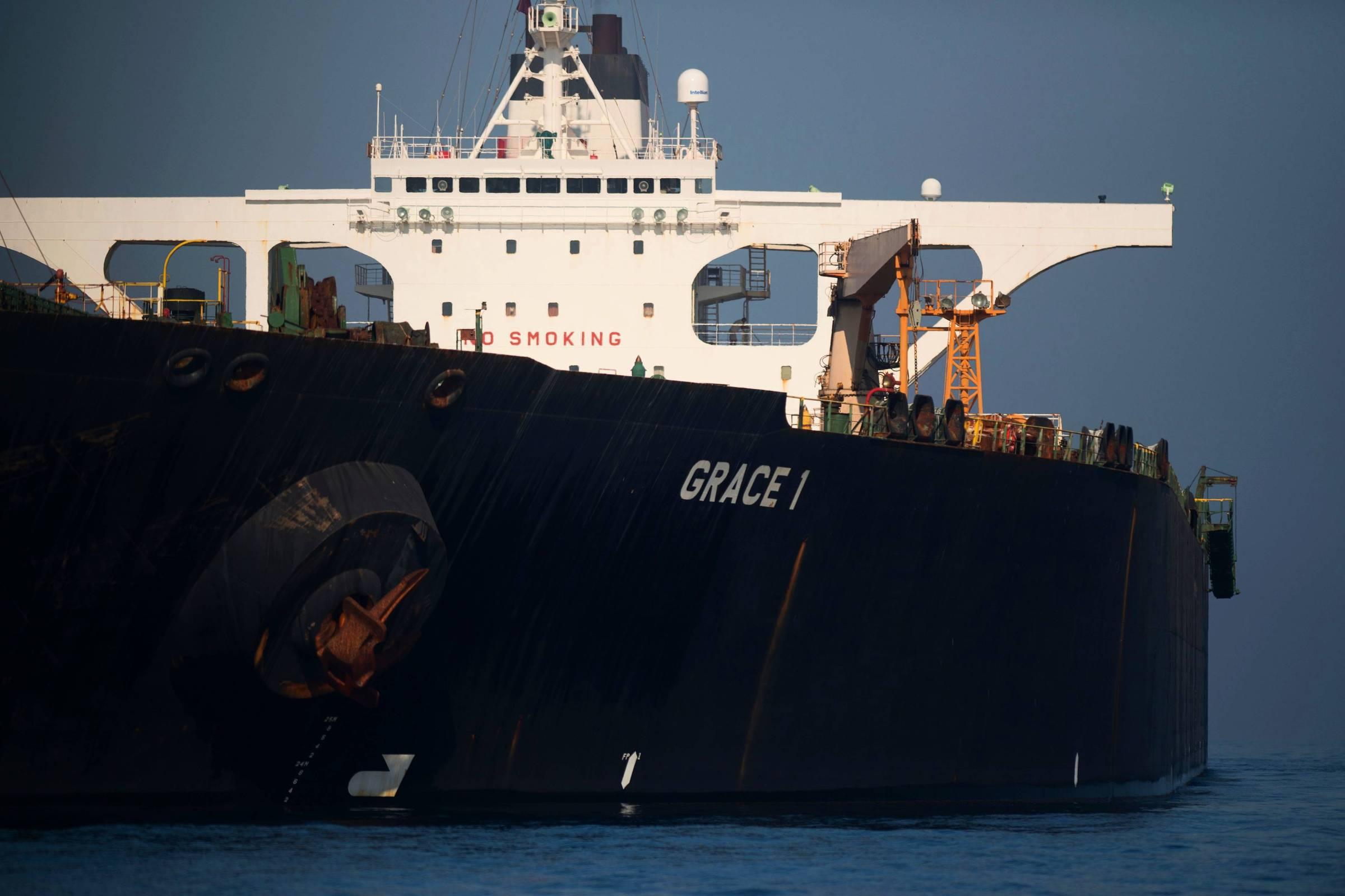 Sob tensão com os Estados Unidos, os petroleiros iranianos chegam à Venezuela - 23 de maio de 2020. - No mundo