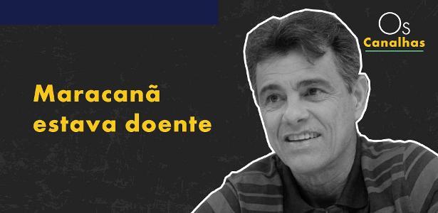 Edinho vê mudanças no Maracanã como um mal necessário - 13.06.2020
