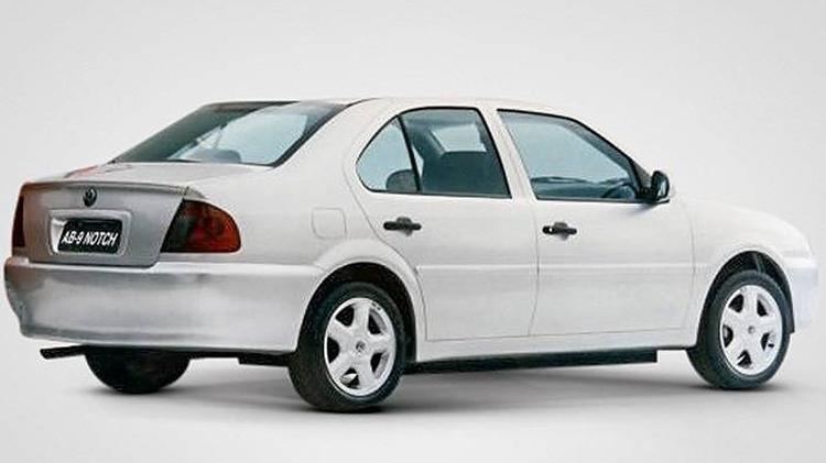 O VW Voyage 'G2' foi criado, mas foi 'morto' pelos argentinos e espanhóis