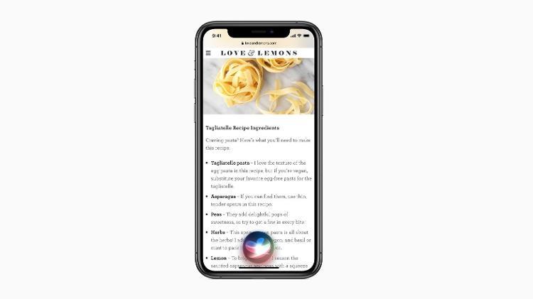 iOS 14: Siri Assistant reprojetado para permitir que os usuários permaneçam no contexto do que estão procurando - Descoberta - Descoberta