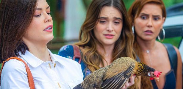 Depois dos atores, 'Salve-se', ele deve perder o frango do ator - Fefito