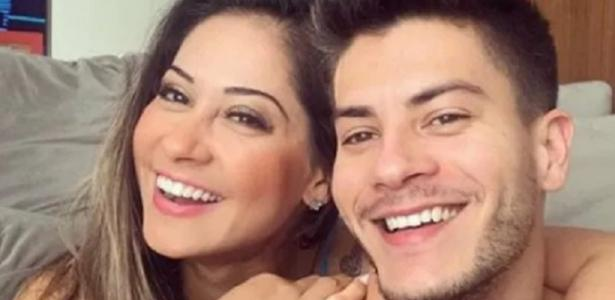 """Arthur Aguiar chora e alega ter traído Mayra Cardi: """"Não abusador"""" - 27.06.2020."""