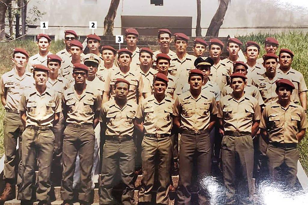 A ditadura formou a geração do exército que hoje habita o governo de Bolsonar - 27 de junho de 2020. - Poder