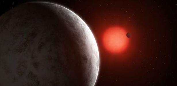 """Cientistas encontram duas """"super-Terras"""" próximas ao sistema solar 28.06.2020"""