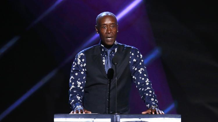 A estrela da Marvel fala sobre o racismo sofrido pela polícia nos Estados Unidos