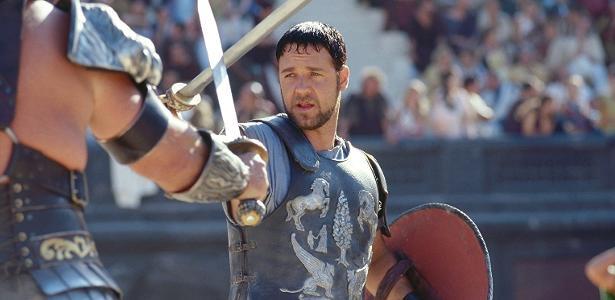 'Gladiador 2': o produtor diz que a chance de uma sequela é superior a 50% - 23.06.2020.