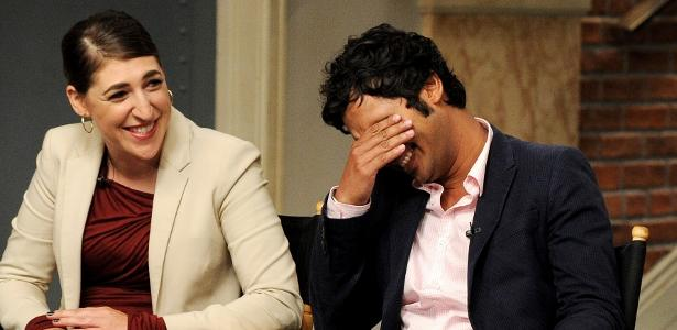 Mayim Bialik, atriz do filme 'The Big Bang Theory', diz que nunca assistiu à série
