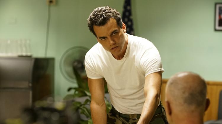 O ator venezuelano critica o ator brasileiro em filmes estrangeiros