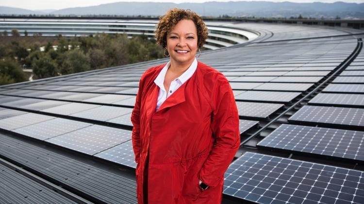 Lisa Jackson, vice-presidente de iniciativas ambientais, políticas e sociais da Apple - Brooks Kraft / Apple - Brooks Kraft / Apple