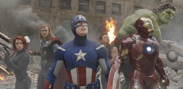 'Vingadores' será apresentado no Globe