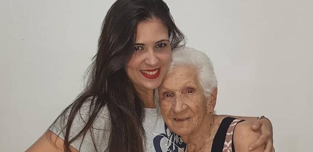 """Neto informa sobre a doença de Alzheimer rotineira da avó: """"Ele me esquece, mas eu não sei"""" - 07.03.2020"""