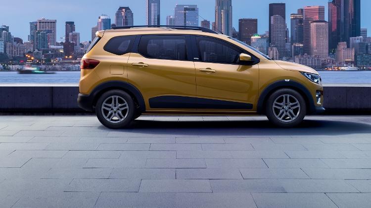 Renault Triber - Comunicado de imprensa - Comunicado de imprensa