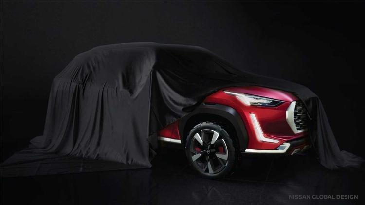 Tudo o que sabemos sobre o novo SUV da Nissan, que estará sob os Kicks