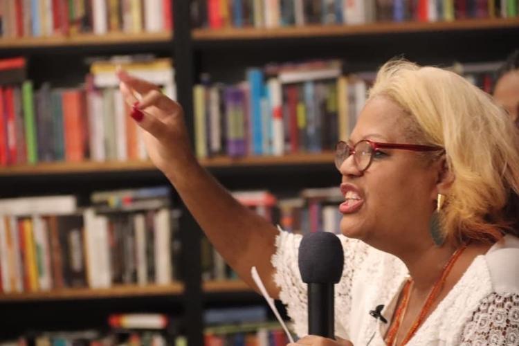 Mônica Cunha é coordenadora da Comissão de Direitos Humanos da Aller - Arquivo pessoal - Arquivo pessoal