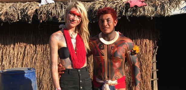 Uma viagem de barco em Xing mudou a vida de uma modelo e enfermeira indígena - 28.07.2020