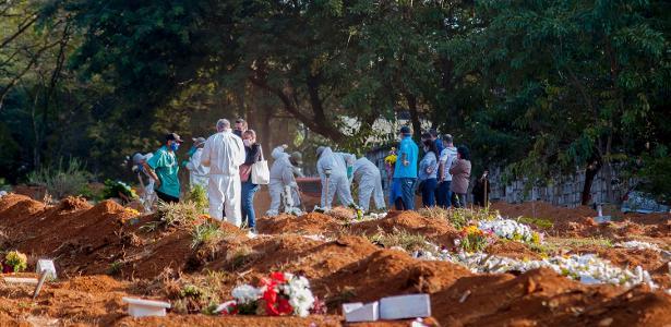Covid: o Brasil registra 67.860 casos em 24 horas; 82 mil mortes - 22.07.2020