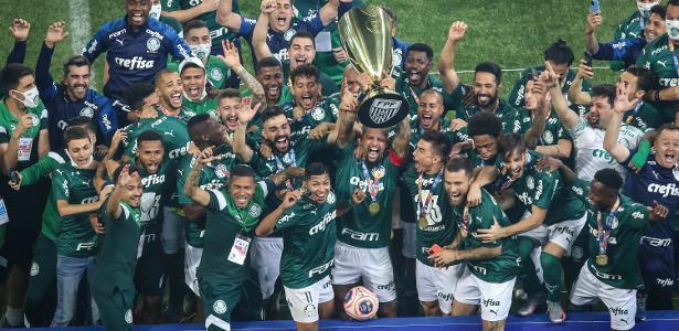 O Palmeiras vence o Corinthians e o campeão é o São Paula