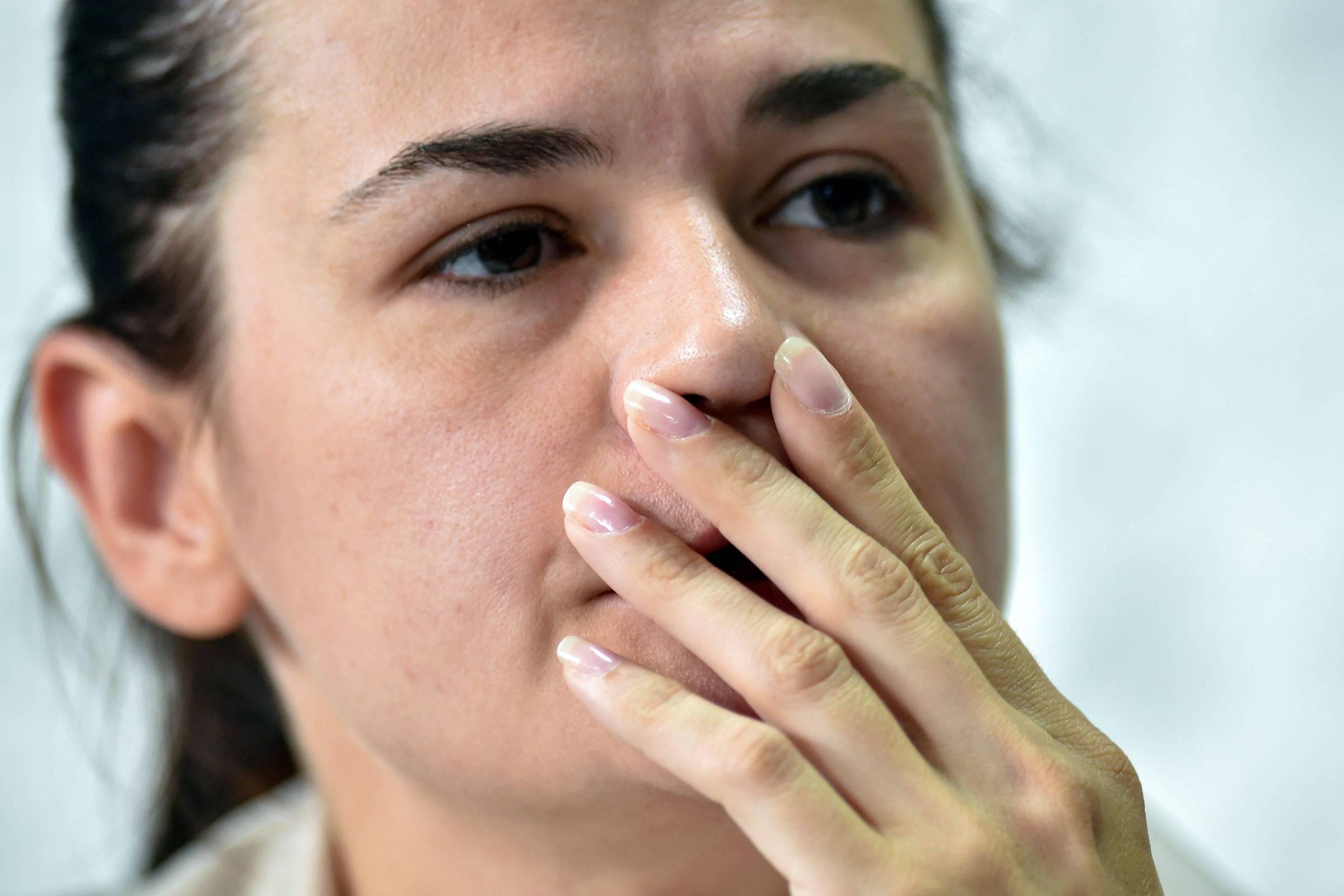 A dona de casa bielorrussa que rejeitou o autocrata rejeitou o resultado das eleições - 10.10.2020.  - O mundo