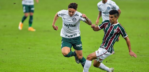 Fluminense e Palmeiras se conectam no Maracanã