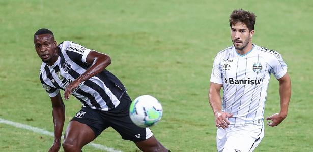 Ceará e Grêmio igualam jogo em que árbitro foi desviado por desaparecimento