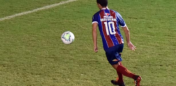 Campeonato Brasileiro: Bahia x Coritiba