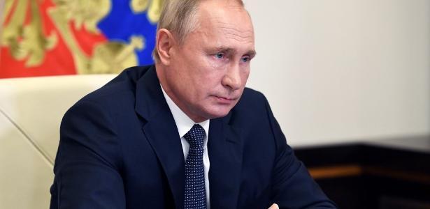 A Rússia registrou a primeira vacina do mundo contra o coronavírus, diz Putin