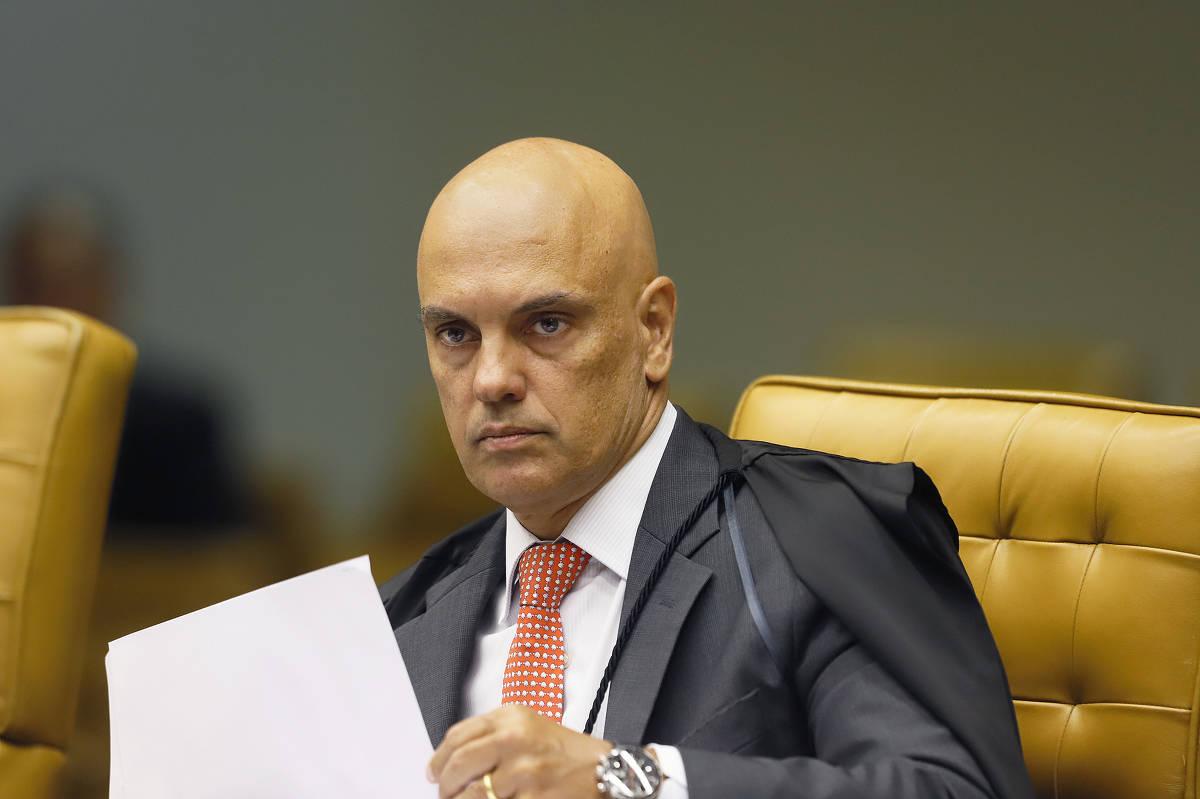 A decisão de Moraes contra o perfil do bolsista vai além da jurisdição e estabelece um precedente para conflitos - 31.07.2020. - Poder