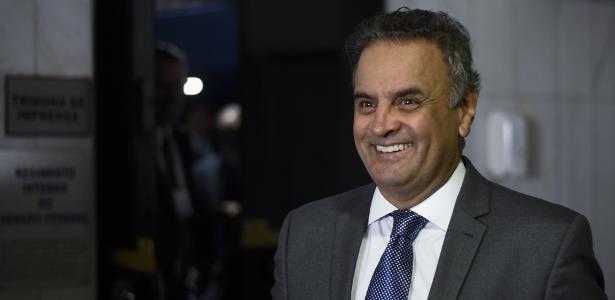 Alexandre de Moraes suspende depoimento Aécio Neves - 11.8.2020