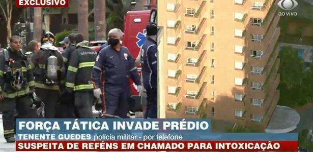 Homem intoxica quatro pessoas na Copa do Mundo após ataque de pimenta em um hotel - 10.8.2020