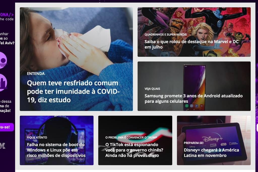 Revista Luiza compra novidades de tecnologia para alavancar vendas de anúncios - 06/08/2020 - Mercado
